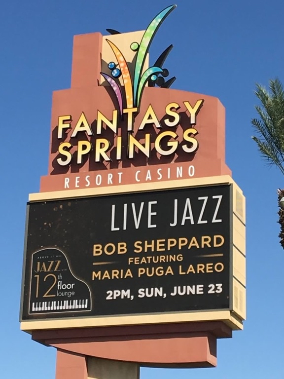 Marque at the Fantasy Springs Casino 2019