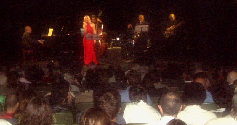 Centro Cultural San Martin, Jazzologia, BA, 2006