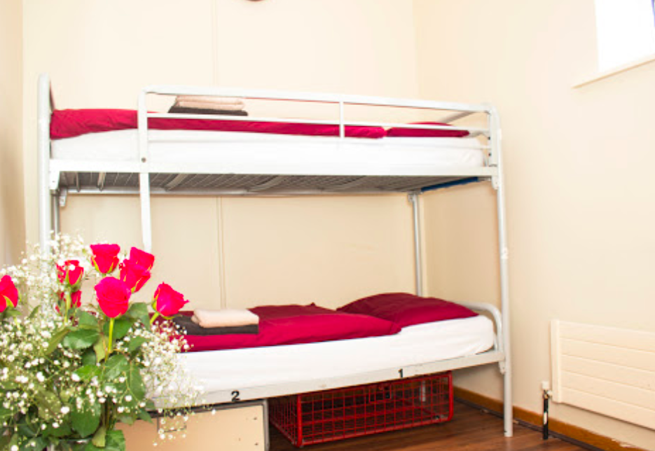 Small Dorm - SLEEPS 1-4Small shared dormitories accommodating between 4 and 6 people. All beds come with lockers and privacy curtains. There are also Female only rooms available.