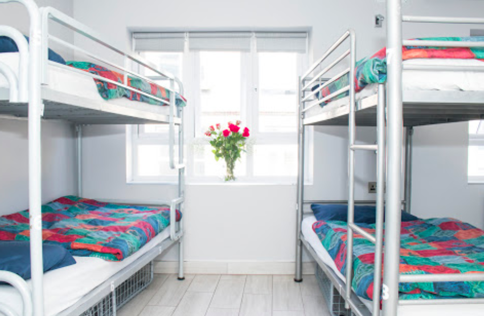 Medium dorm - SLEEPS 8-12Medium sized shared dormitories accommodating between 8 and 12 people. All rooms lockers and privacy curtains for each bed. There are also Female only rooms available.