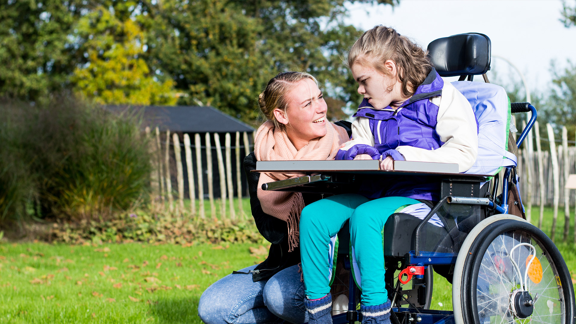 Help make a difference in society   STUDY CERTIFICATE IV in DISABILITY (CHC43115)   FIND OUT MORE