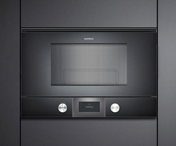 Gaggenau 200 Series Built In Microwave