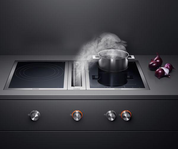 Vario Downdraft Ventilation