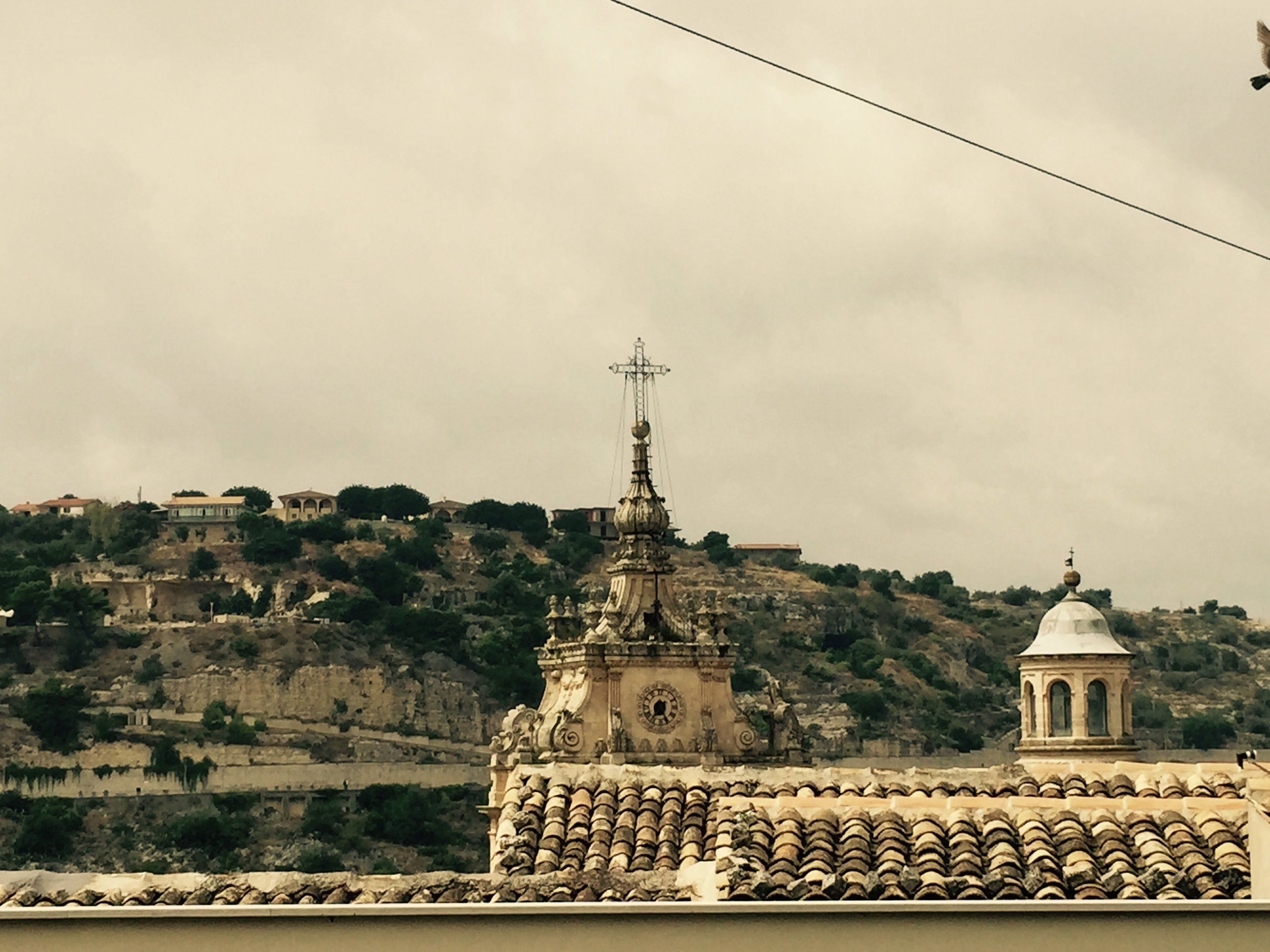 The Beginning of our Chocolate Journey - Modica Sicily