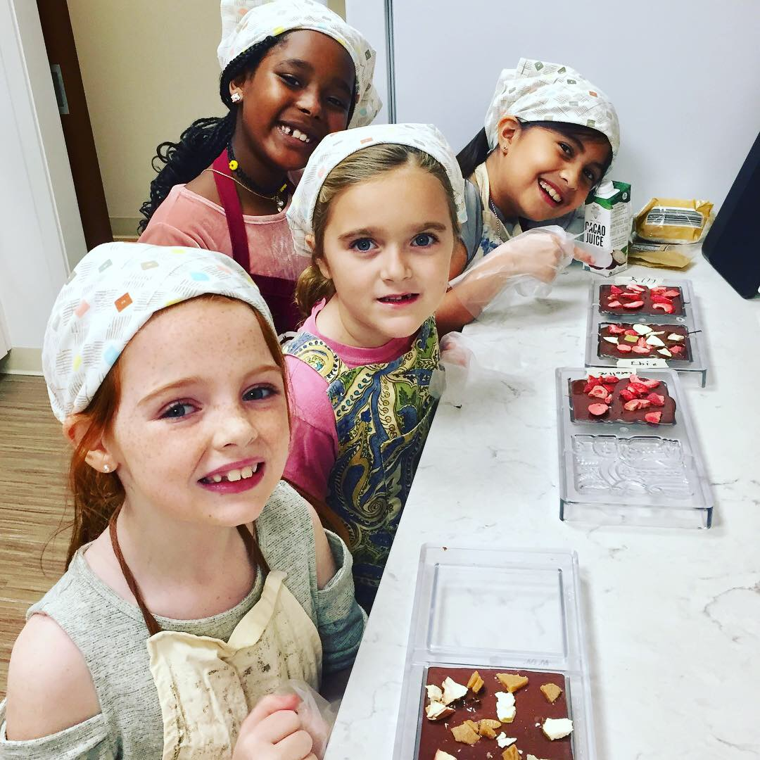 Little Chef's Chocolate Making Class