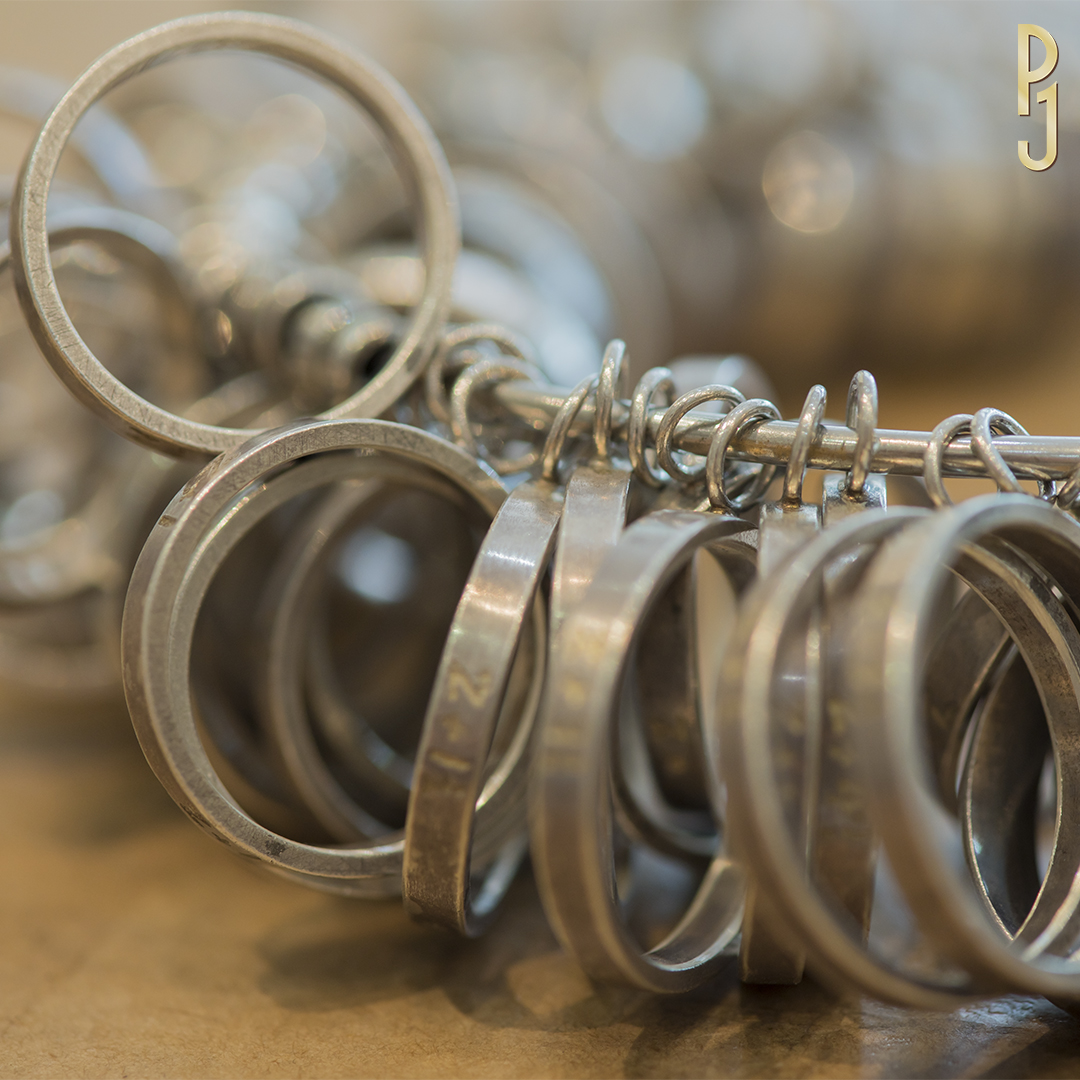 Ring Re-sizing - If your favourite ring doesn't fit anymore it may be possible to re-size it.Philip can re-size rings made of 18ct or 9ct, yellow gold, white gold, rose gold also platinum.14ct and 22ct gold rings may also be re-sized.