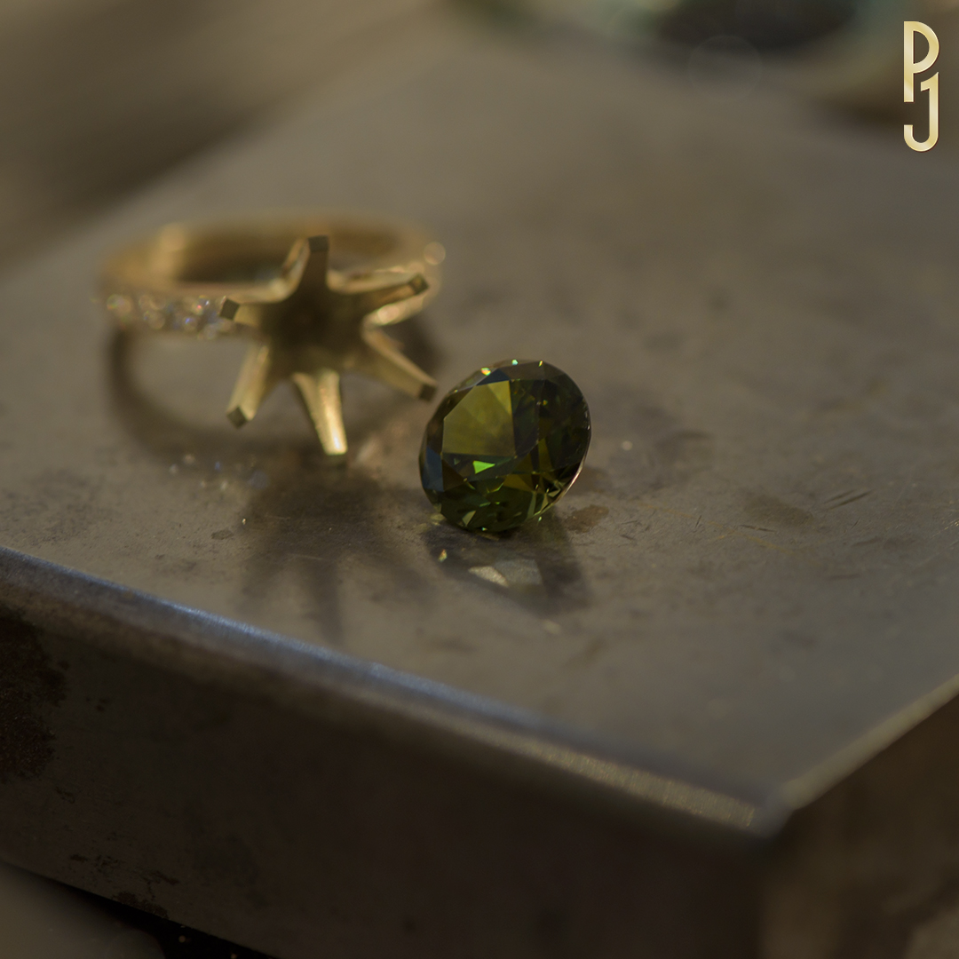 Stone replacement - Have you lost a diamond or a precious stone?Philip can source a replacement and set it for you.