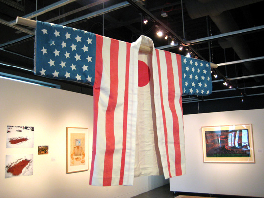 """""""I have noticed prejudice and resentment directed toward Japanese, especially during the U.S.-Japan trade war of the 1980s. [But] the diversity and vibrant culture of Detroit inspired me to become an artist, and I am grateful for that."""" - —hiroko lancour, on what it means to be american in detroit"""