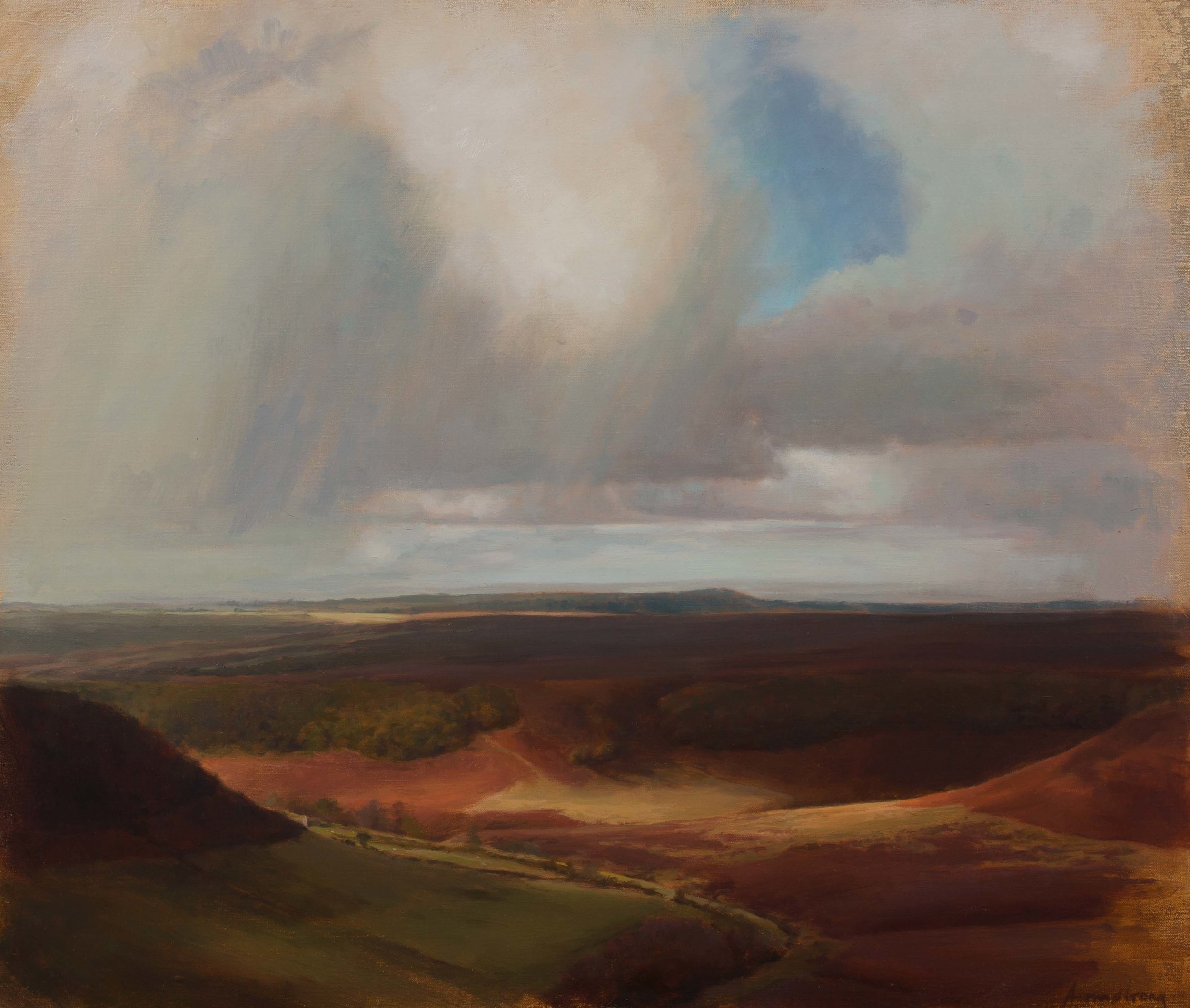 October Rain: Hole of Horcum