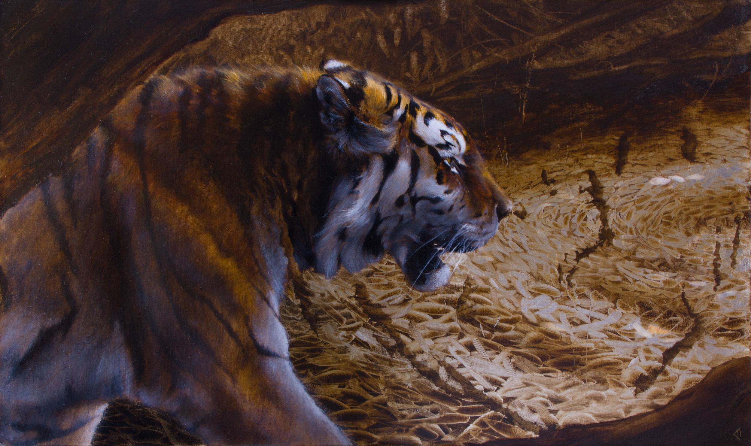 Tiger's Breath