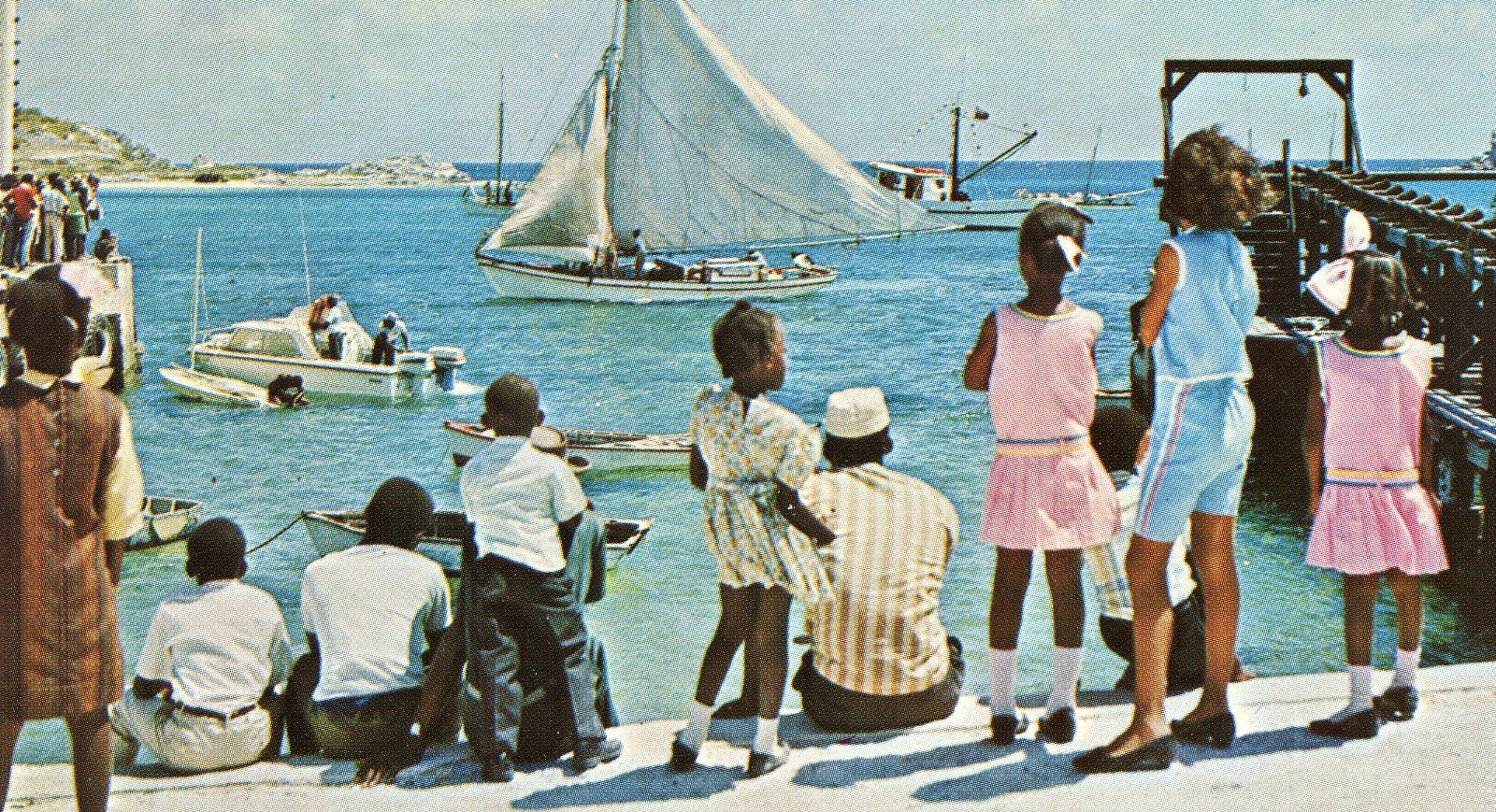 Youthful Spectators Enjoy Annual South Caicos Regatta (Front).jpg