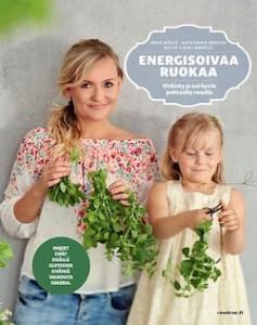 Energisoivaa ruokaa, Tiina Hälvä, Readme.fi