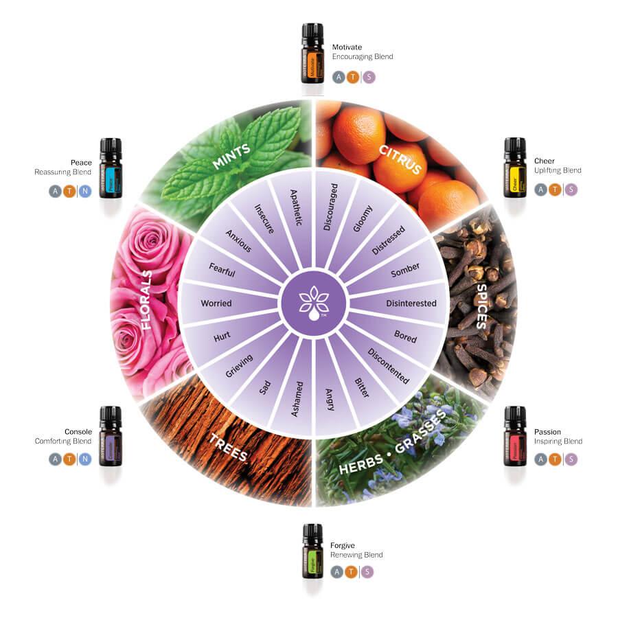 Aromaterapia: Eteeriset öljyt ja tunteet