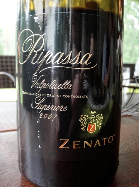 Loistava viinivalinta lampaan kera: Ripasso Valpolicella
