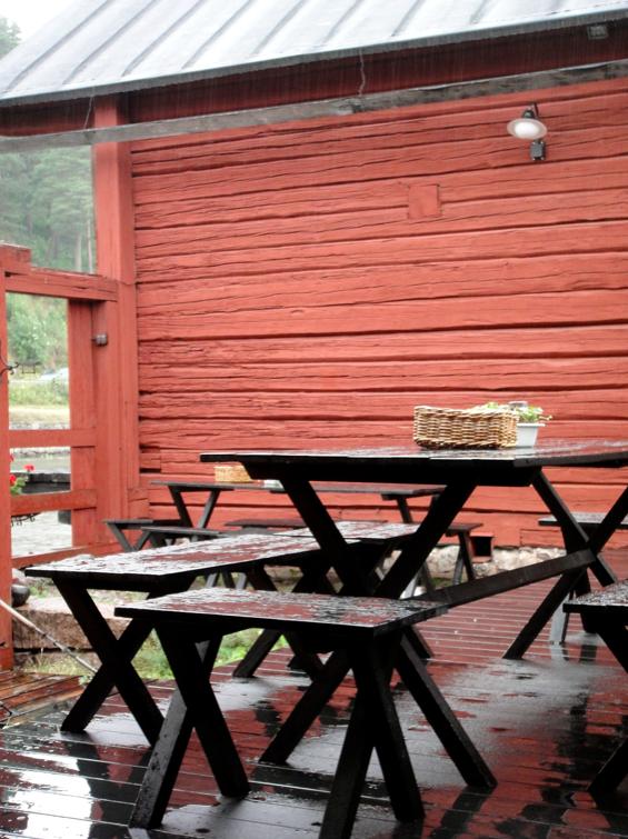 Sataa, sataa ropisee..