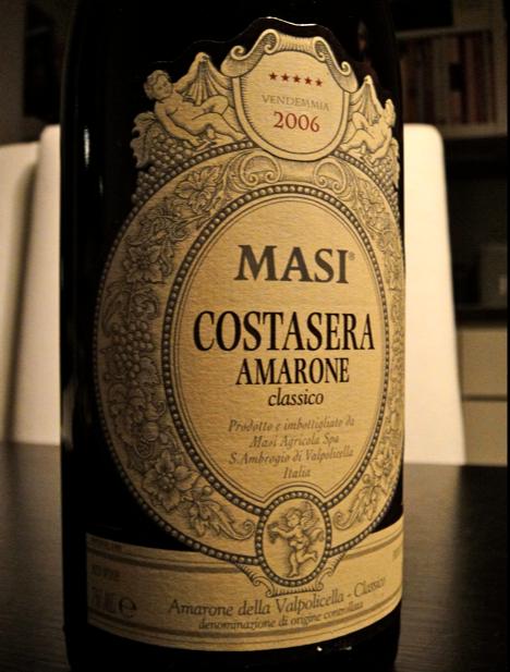 Masi Contasera Amarone, 2006