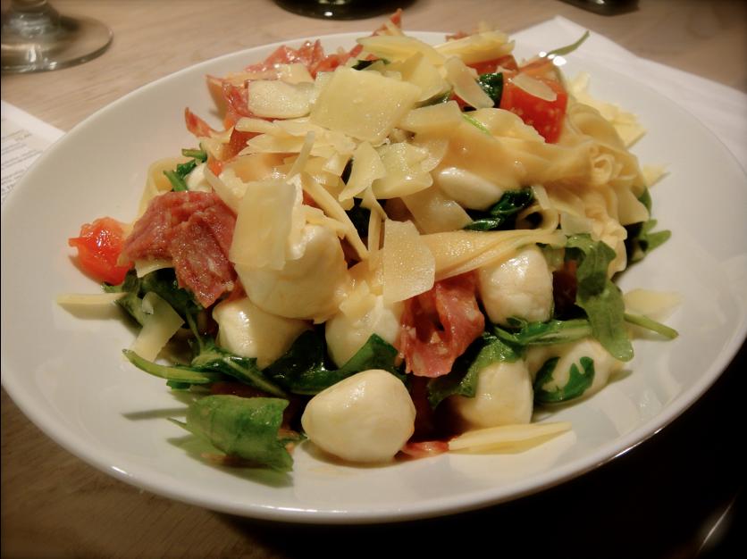 Speciale Napoli -pasta