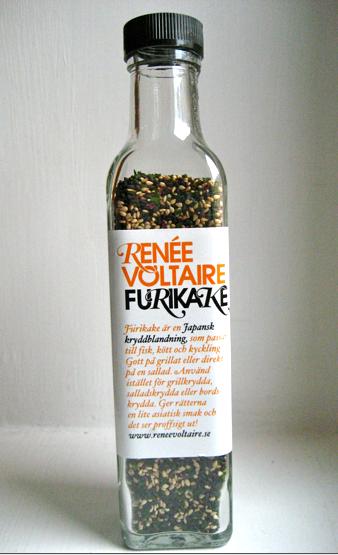 Furikake pullo