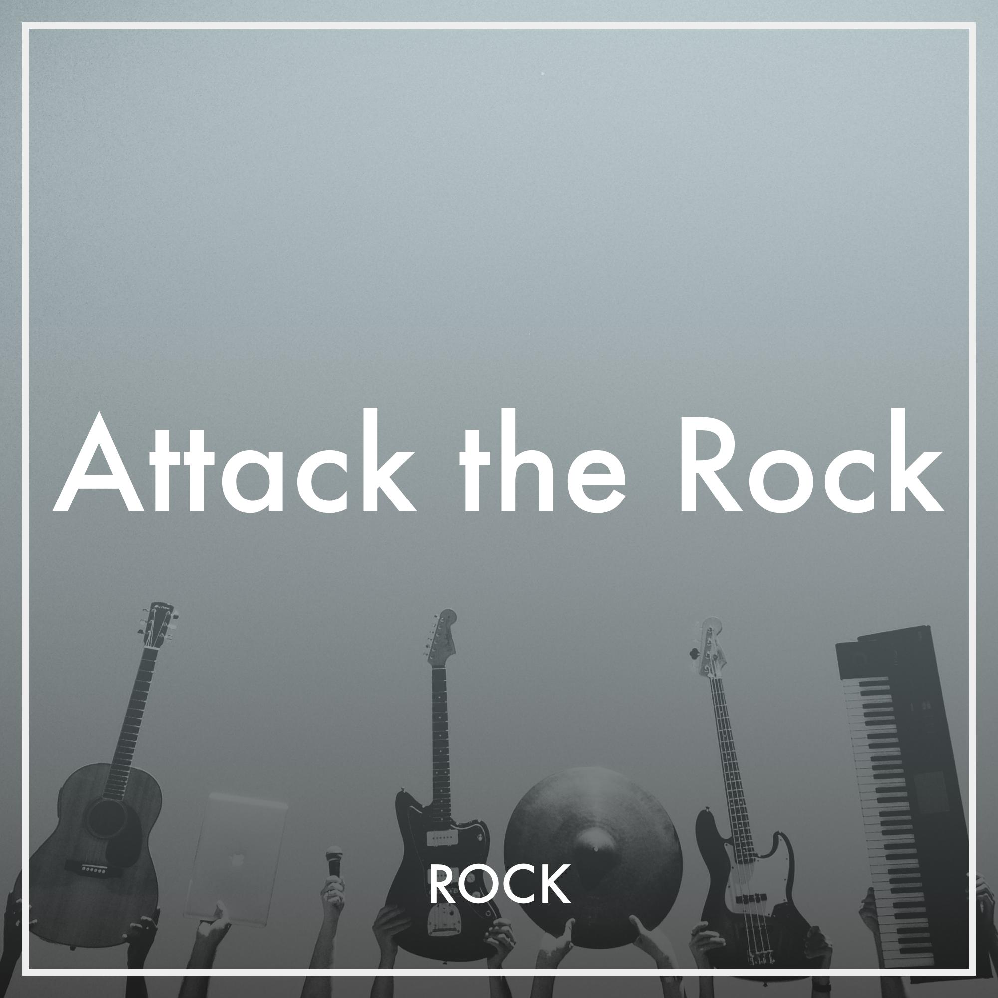 Rock by John Coggins