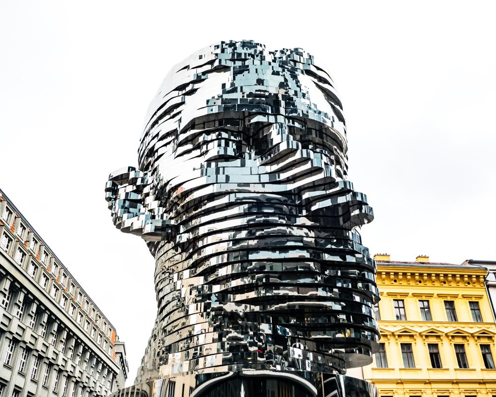 Franz Statue Weekend in Prague