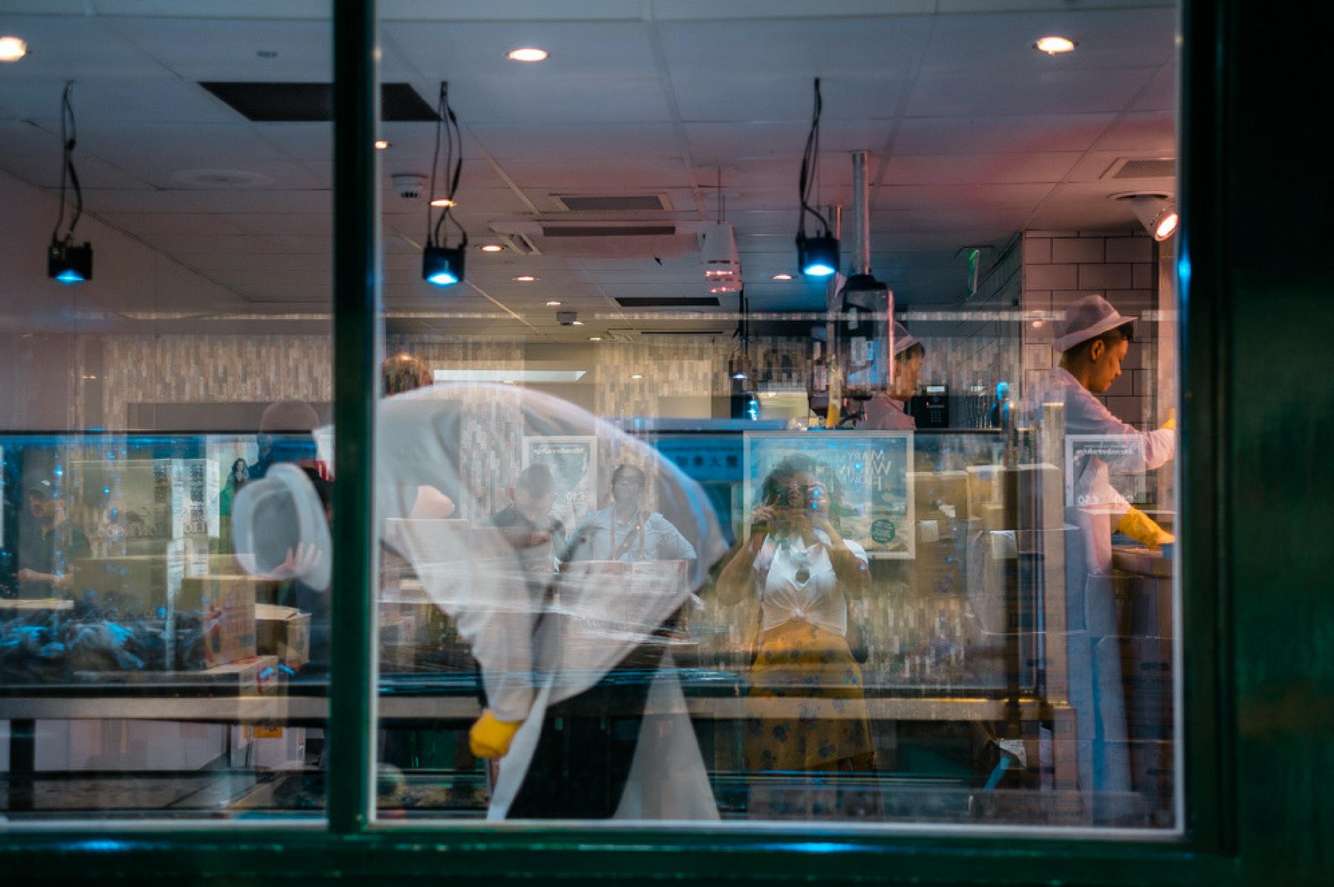 London Chinatown and Soho Photowalk