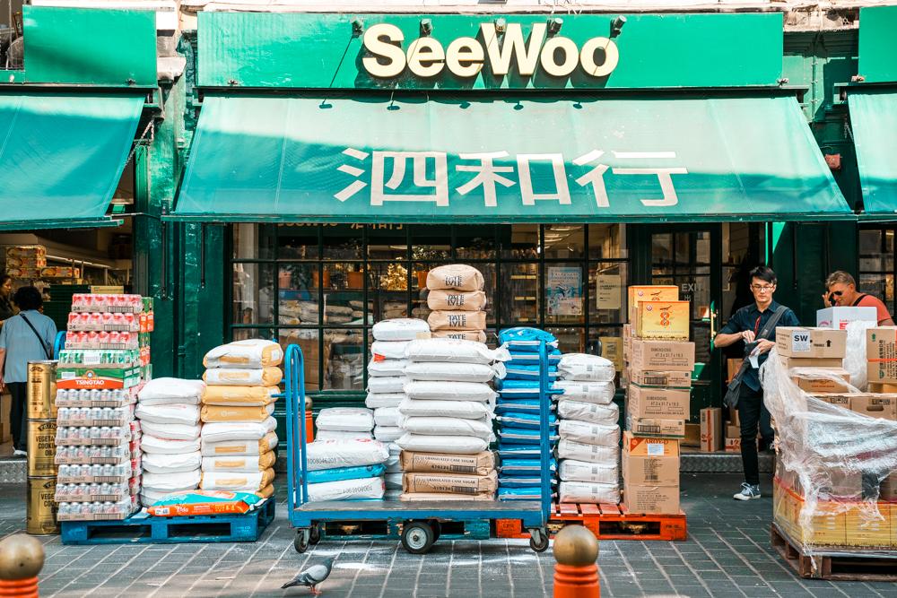 Unsplash Photowalk London Chinatown and Soho