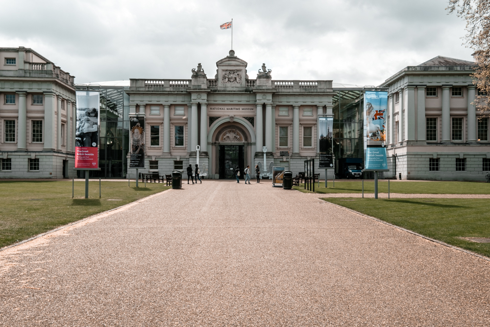 The Queen House in Greenwich
