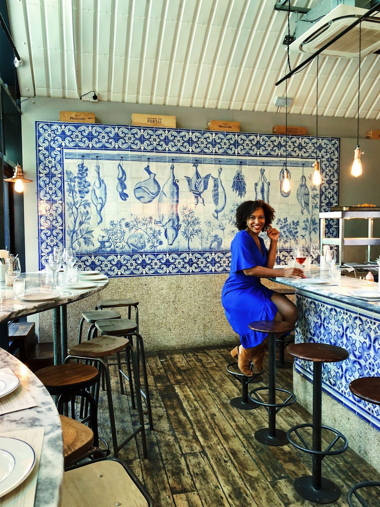 Bar Douro Best Portuguese Restaurant London Review