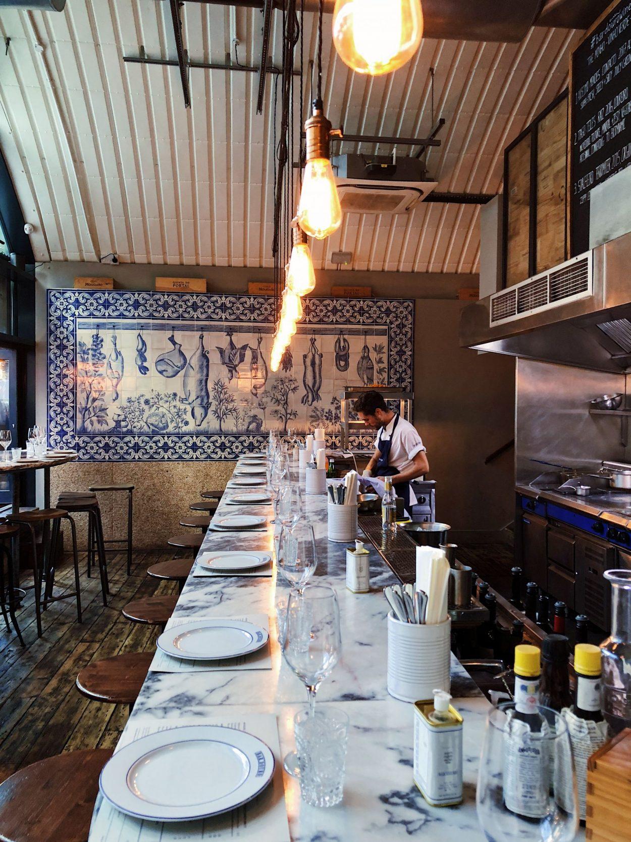 Best Portuguese Restaurant London Review
