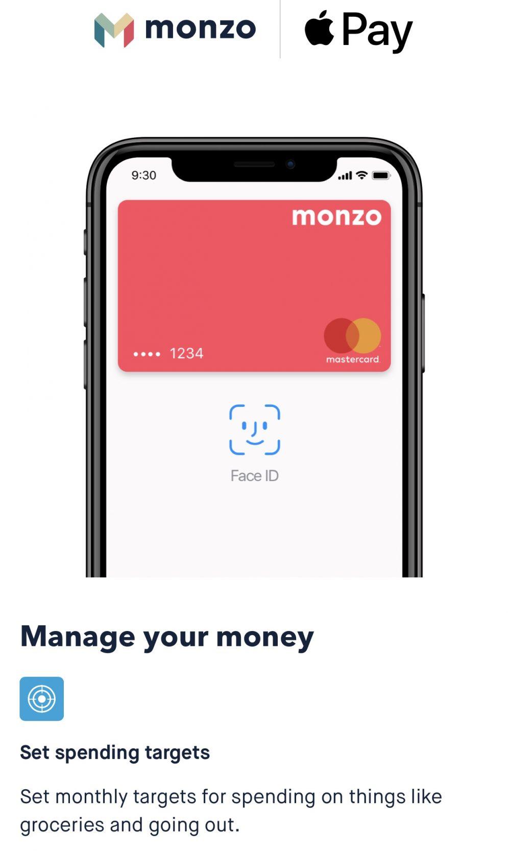 Monzo Bank Card best travel card