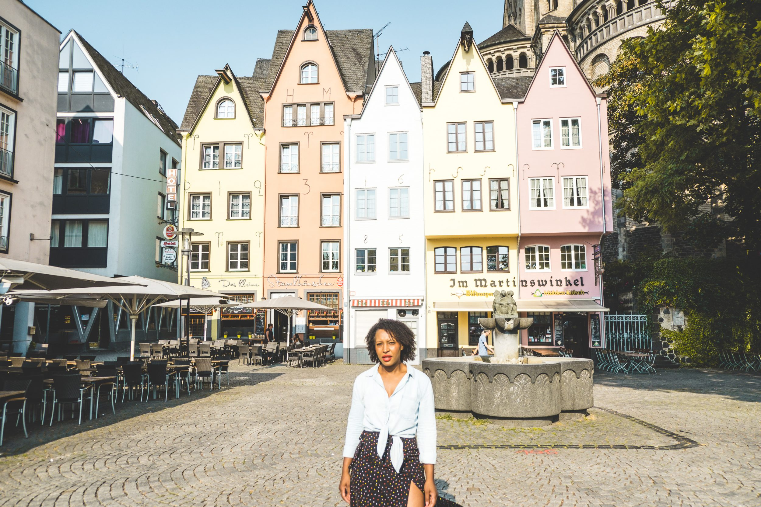 Explore Cologne Old Town - Things to Do in Cologne Germany
