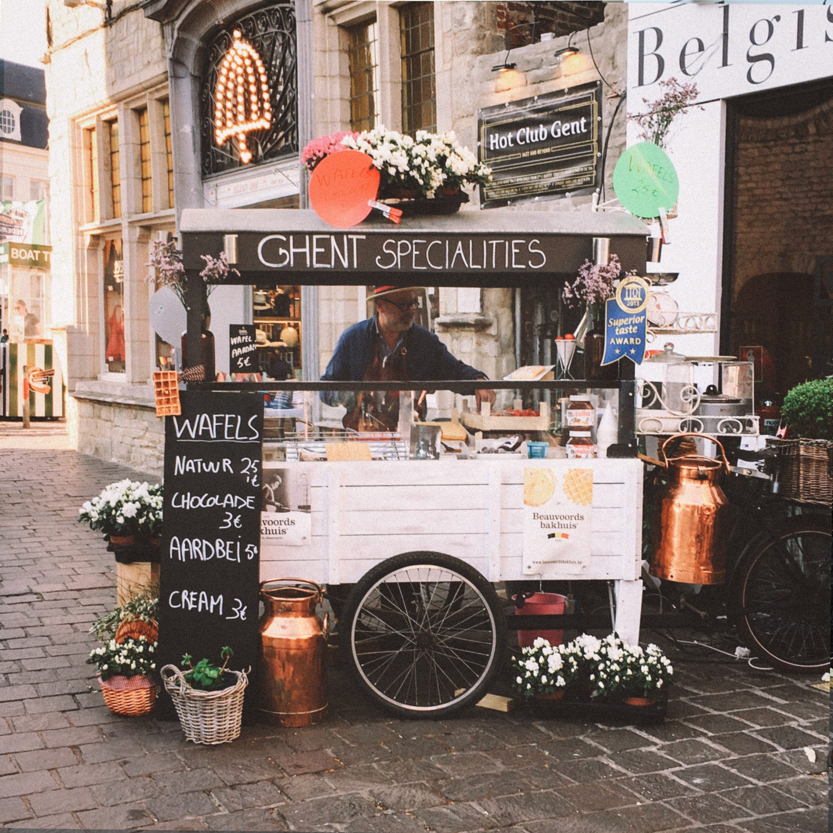 Ghent Day Trips