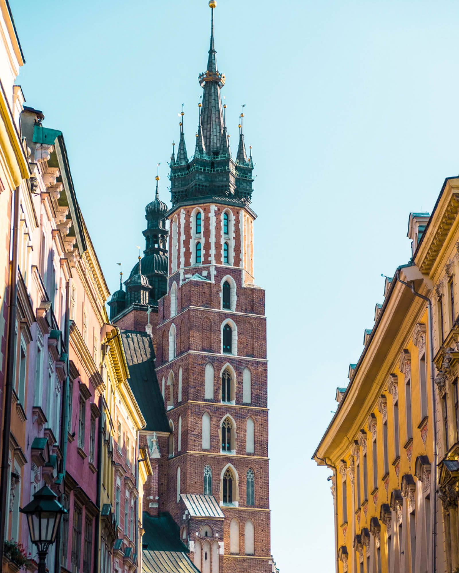 KRAKOW - Krakow gives you a glimpse into one of Poland's most historical and cultural cities.