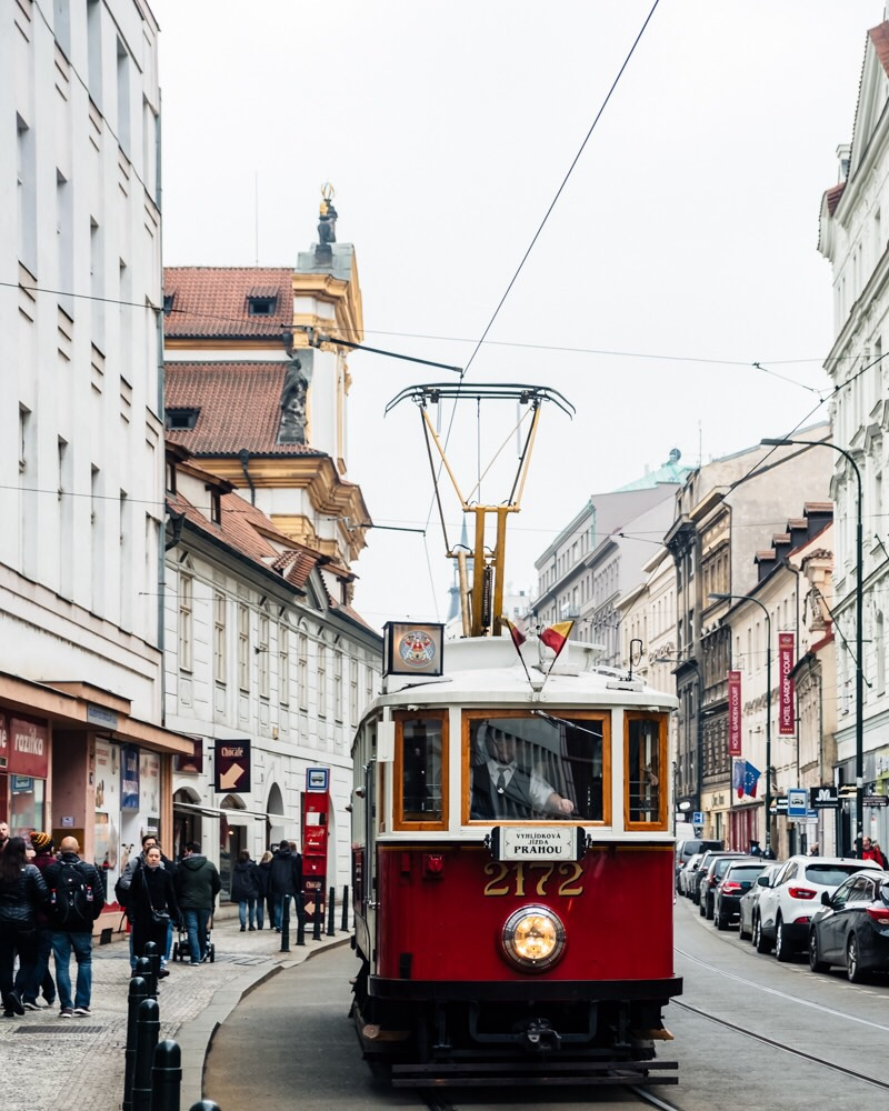 PRAGUE - This Bohemian capital with its art-nouveau, quirky art and traditional cuisine.