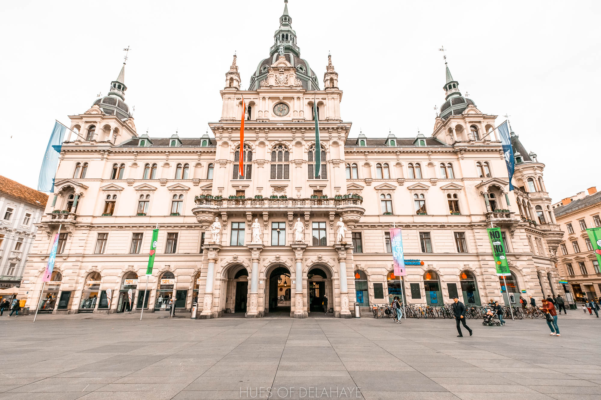 Things to Know Before Visiting Graz Austria Graz Town Hall.jpg