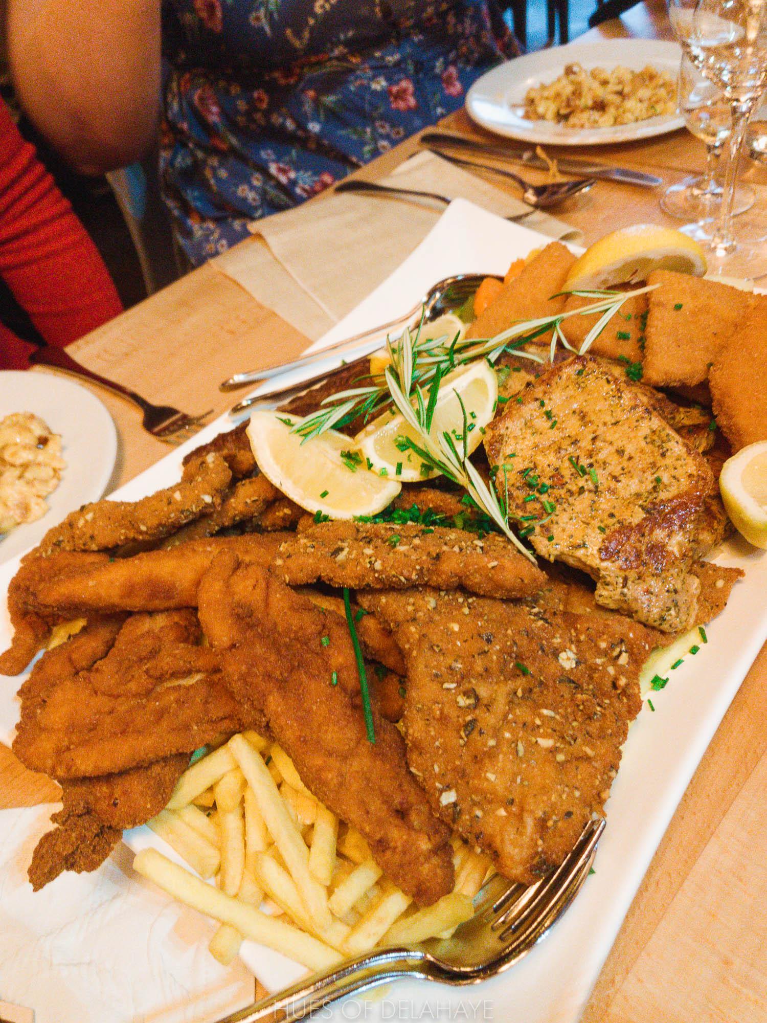 Best Resturants in Graz Dinner at Glockl Brau.jpg