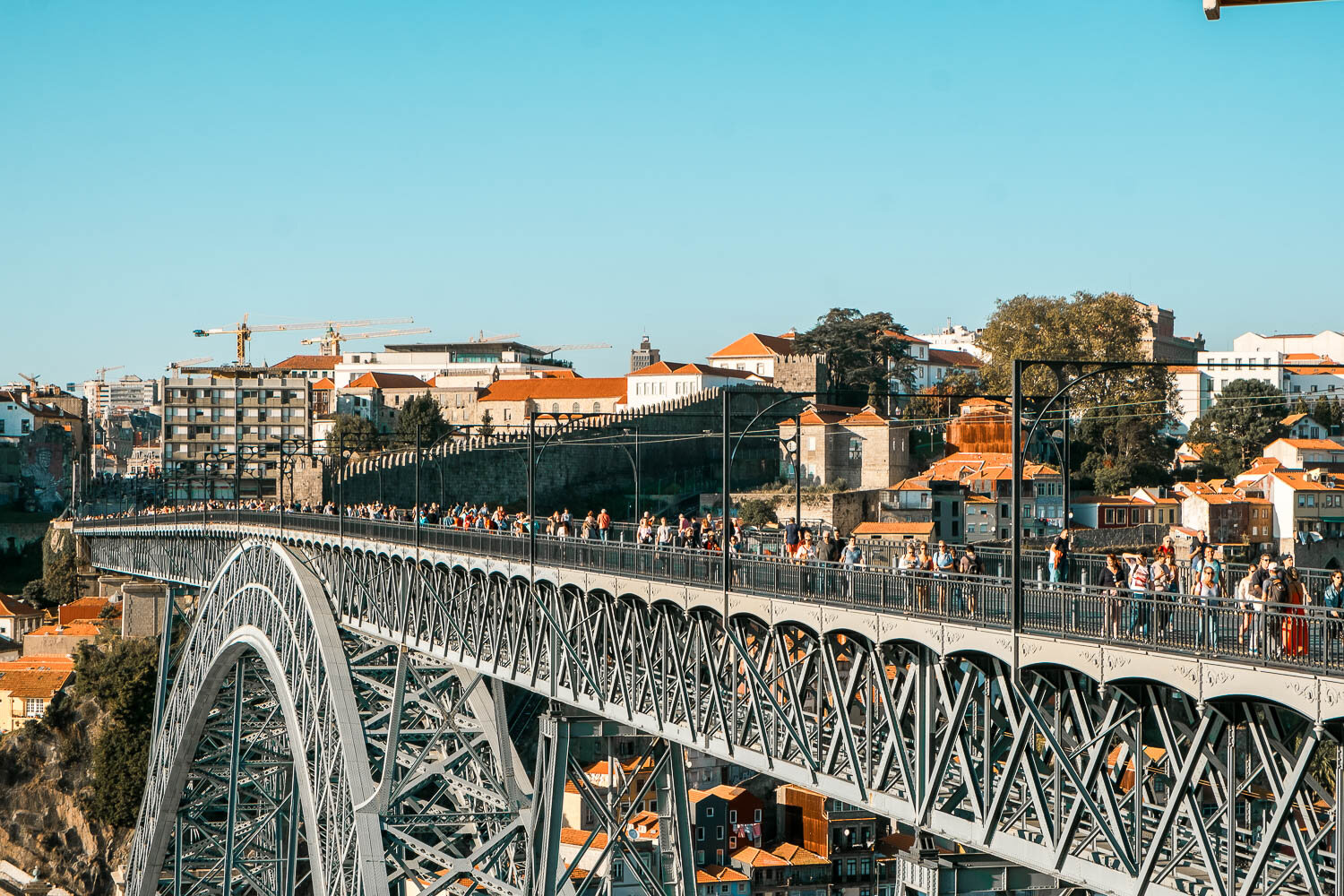 Dom Luis I Bridge city break in Porto.jpg