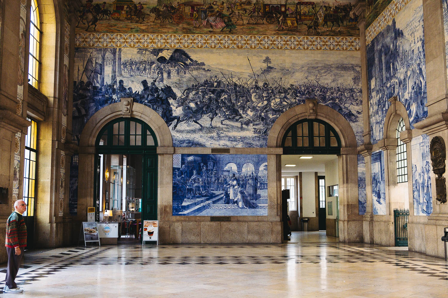 São Bento Train Station two days in Porto Portugal.jpg