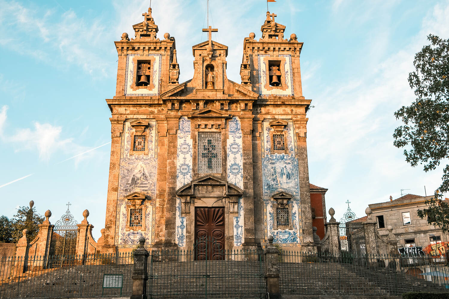 Igreja De Santo Ildefonso Things to see in Porto.jpg