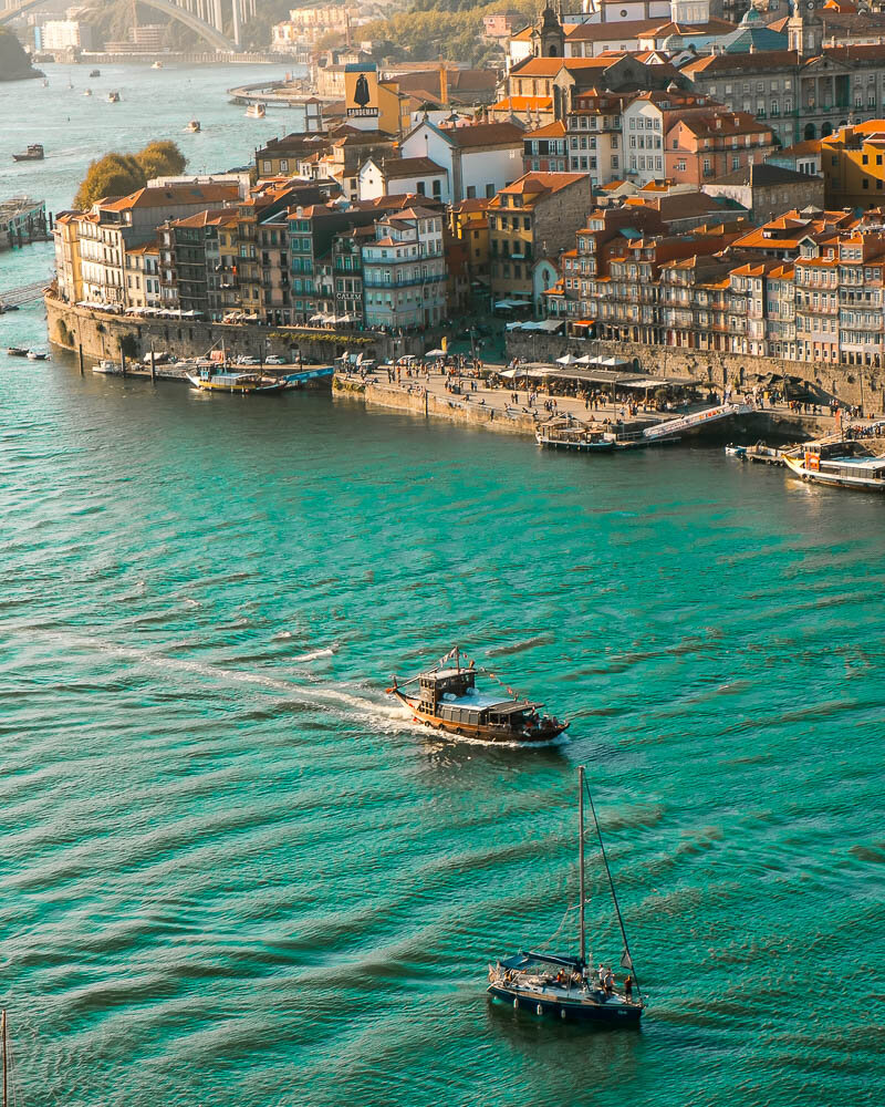 PORTO - Porto is known for its picturesque riverside, charming streets, vibrant culture and its famous port wine.