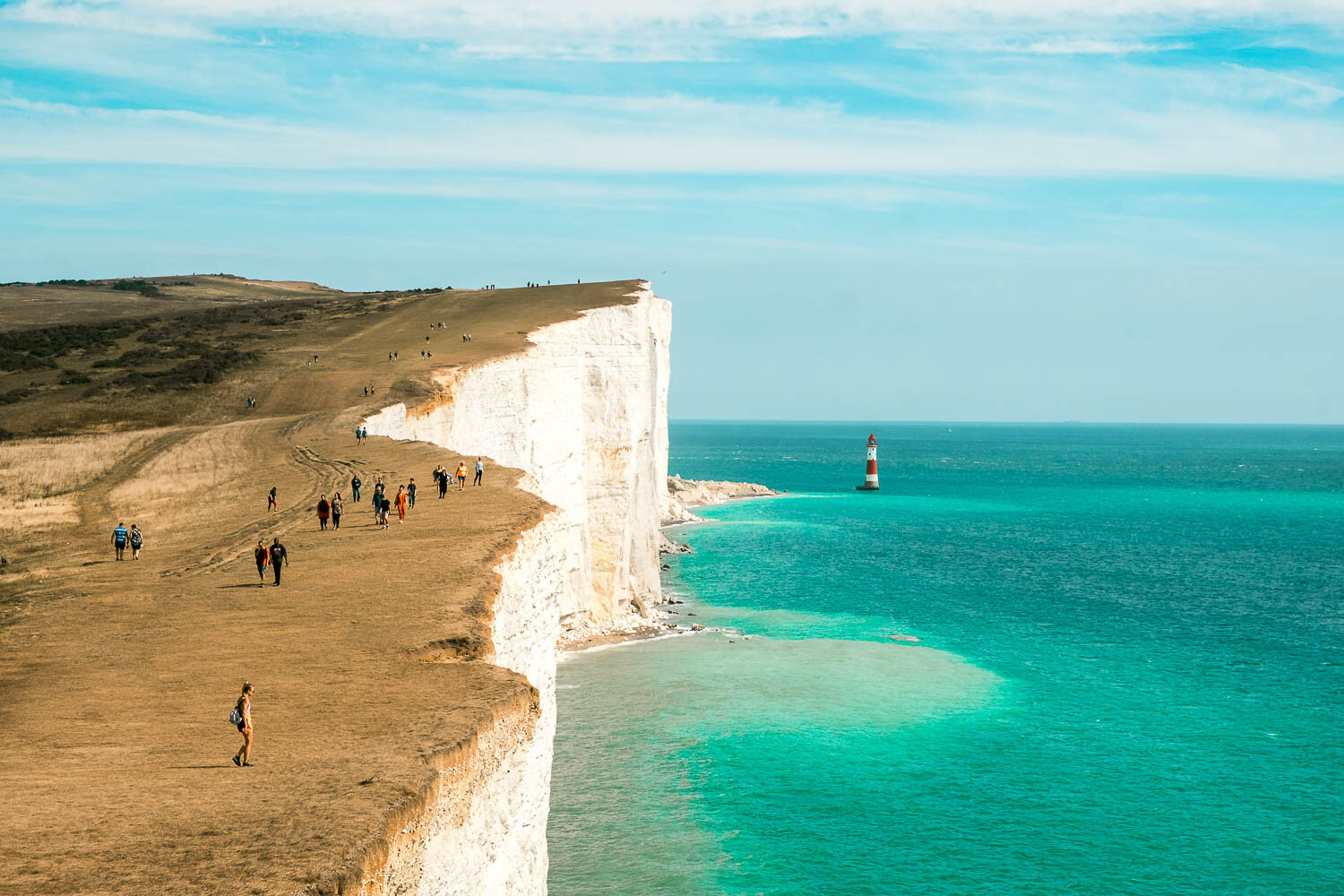 Visiting Seven Sisters Cliffs from London - Day Trip Guide