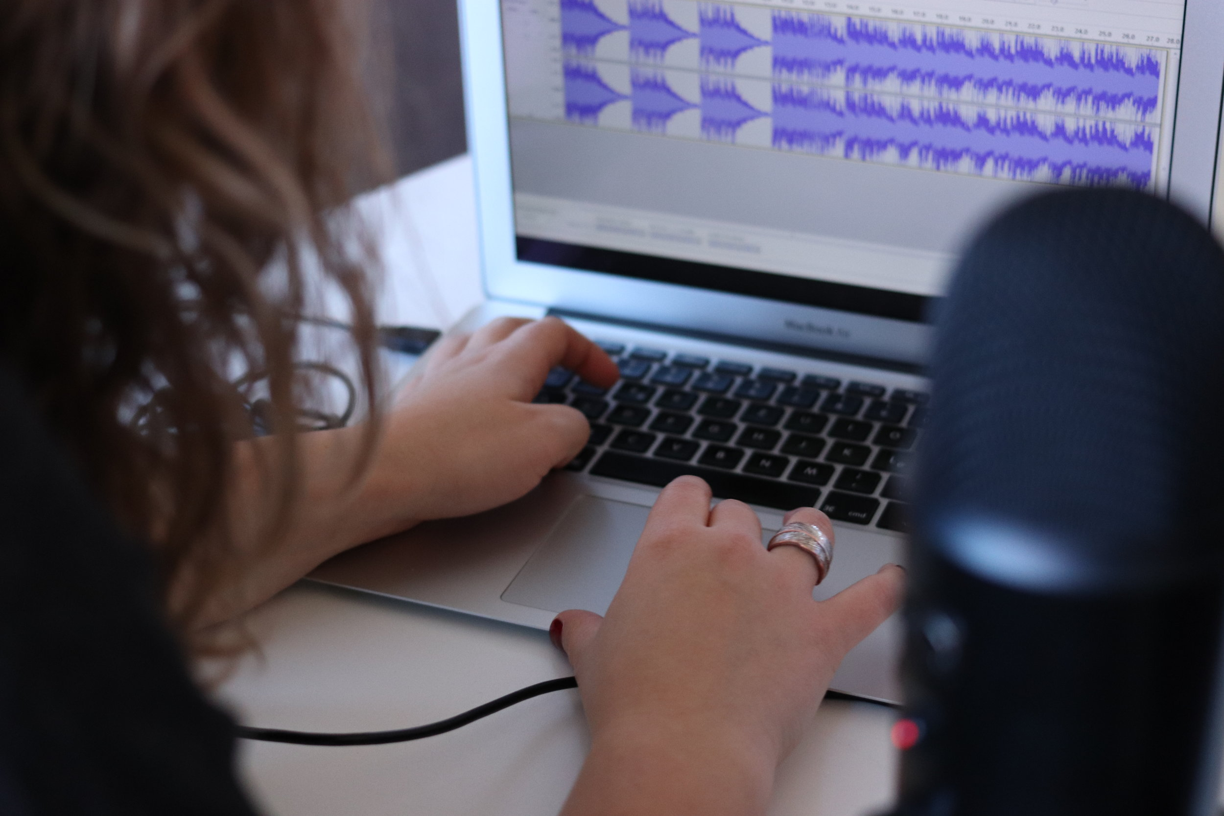 From content strategy to full-service production… - We can make producing your podcast a whole lot easier, more profitable, and less time-consuming to create.