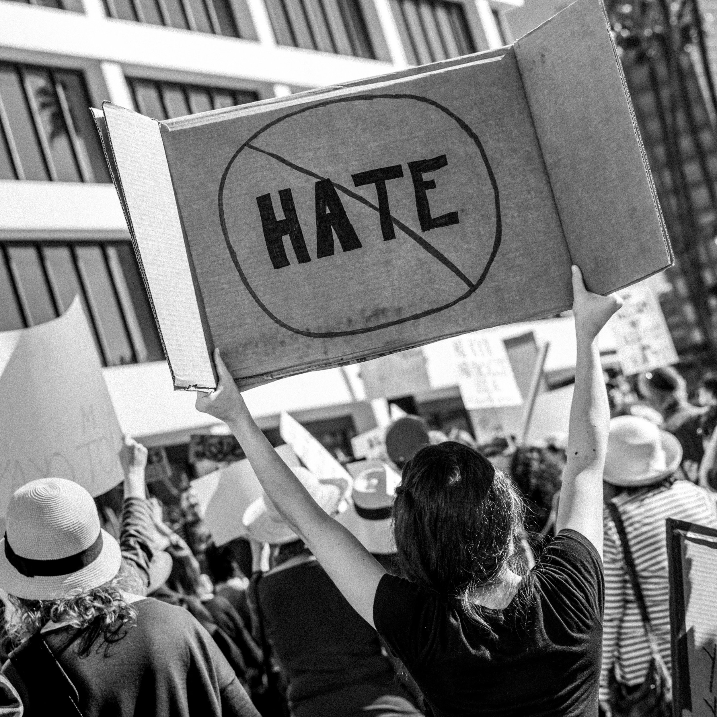 We are creating a movement of  people of faith standing up to hate. Join us!  -
