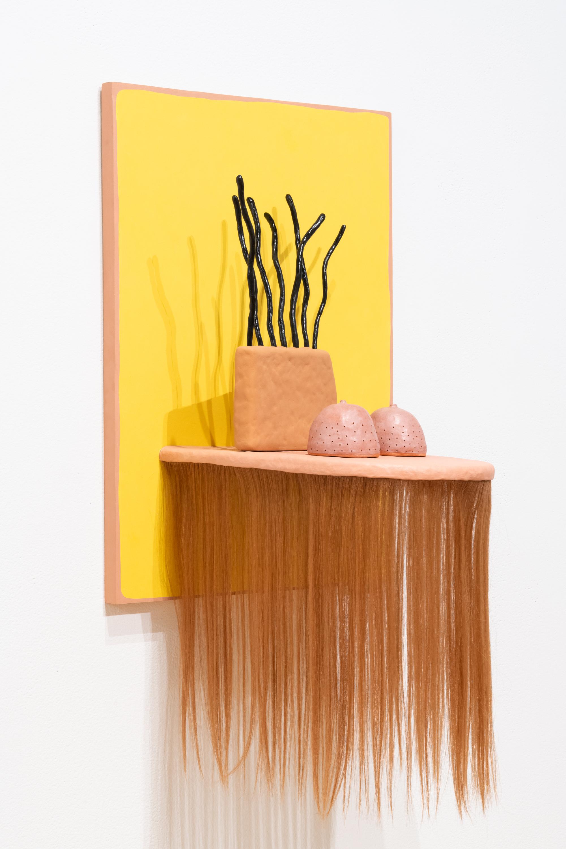 Stephanie Rohlfs,  Flat as a Board  (2019). Photo: Nando Alvarez-Perez