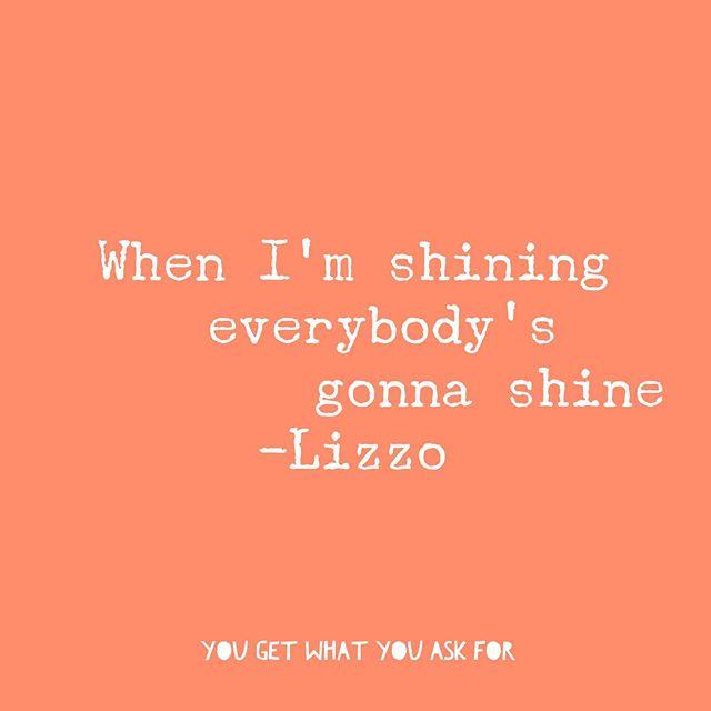 I literally cannot listen to too much @lizzobeeating. So joyful! So empowering! . . . . . #salarynegotiation #powerhousewomen #womenempowerment #womeninbusiness #lizzojuice #risingtide #yougetwhatyouaskfor #selfadvocacy #liftaswerise