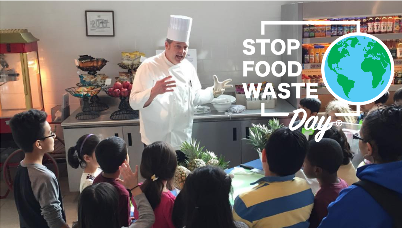 Stop Food Waste Day - Stop Food Waste Day is a global group that fights food waste with awareness and education. Join their fight today and make every day Stop Food Waste Day!