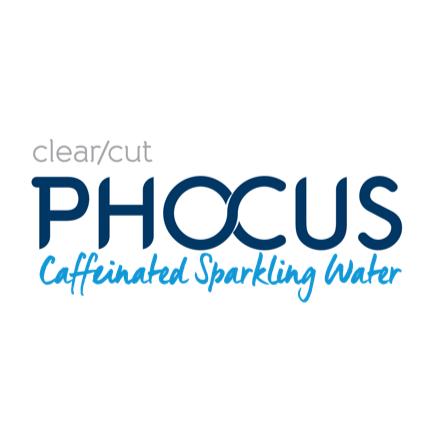 Phocus Caffeinated Sparkling Water
