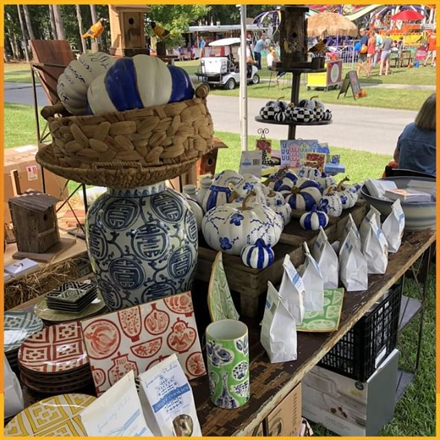 "We're happy to welcome Lowcountry Produce as one of our #HHF2019 featured vendors! ""Specialty food & gifts."" Join us for two days of RIDES, FOOD, MUSIC, FAMILY FUN and MORE on OCT 19+20, 10a-6p https://habershamharvestfest.com #WonderFALL #HarvestFestival #BeaufortSC"