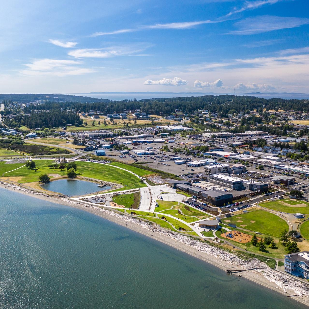 Windjammer Park & Oak Harbor Clean Water Facility - Greenworks PC