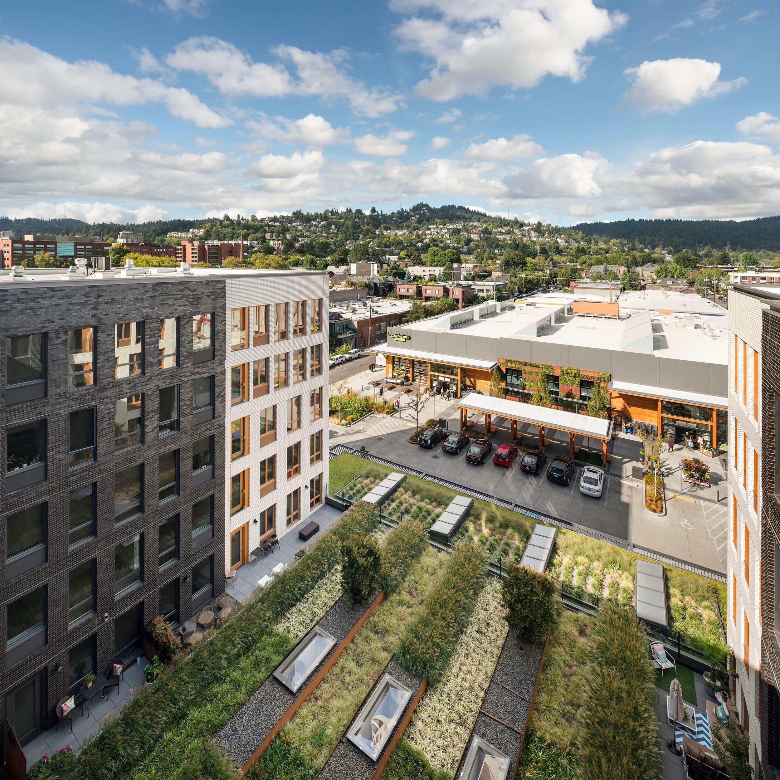 LL Hawkins Slabtown Marketplace - Lango Hansen Landscape Architects